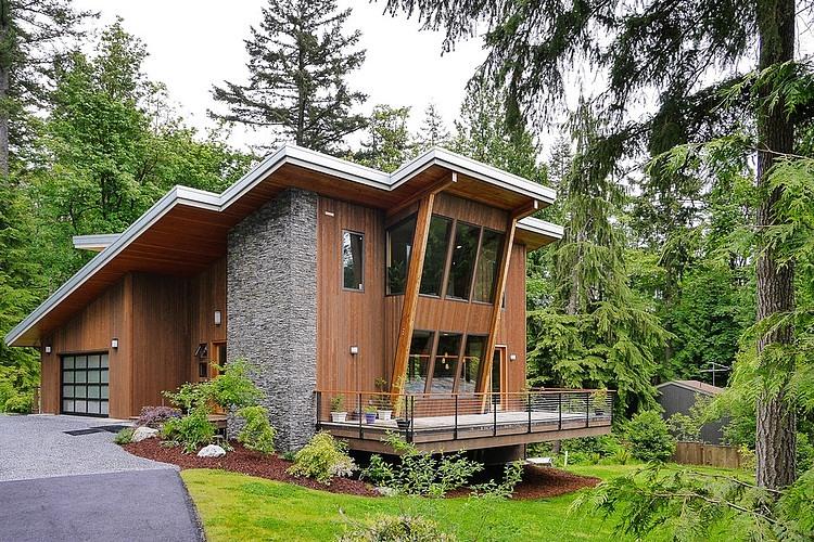 Modern Green House By Steve Moe Design 171 Homeadore