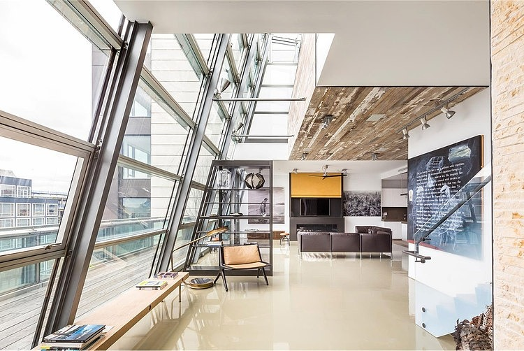 497 Greenwich Street Ny Ny: Greenwich Street Penthouse In New York « HomeAdore