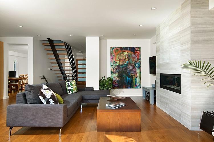 Casa bella por dentro y por fuera for Diseno de pisos interiores