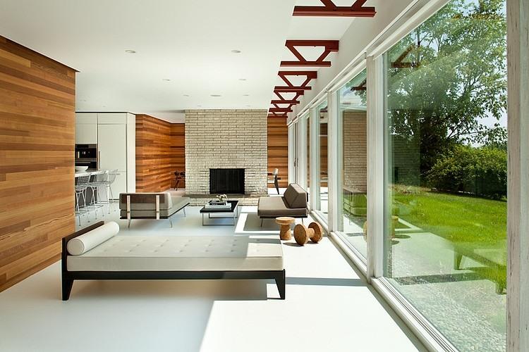 Hudson Valley House by Jeff Jordan Architects