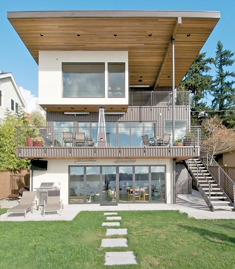 Kirkland Residence by Verge Architecture & Design