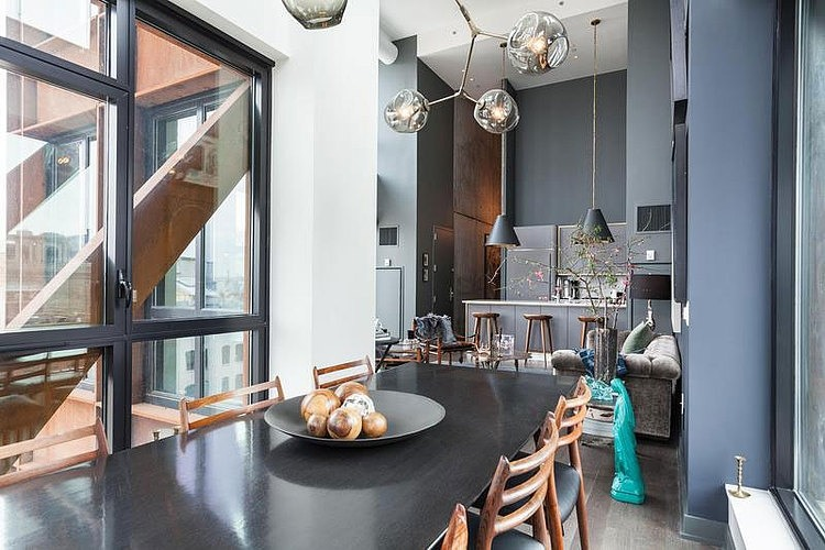 Contemporary Apartment in Brooklyn, New York
