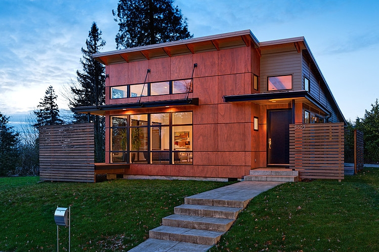 Hollcroft Residence by Giulietti Schouten Architects