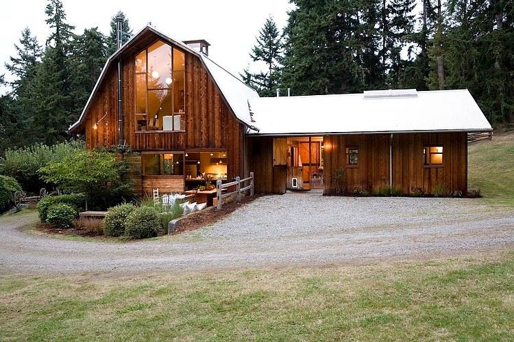 breathtaking barn conversion architecture | Barn Conversion by SHED Architecture & Design | HomeAdore