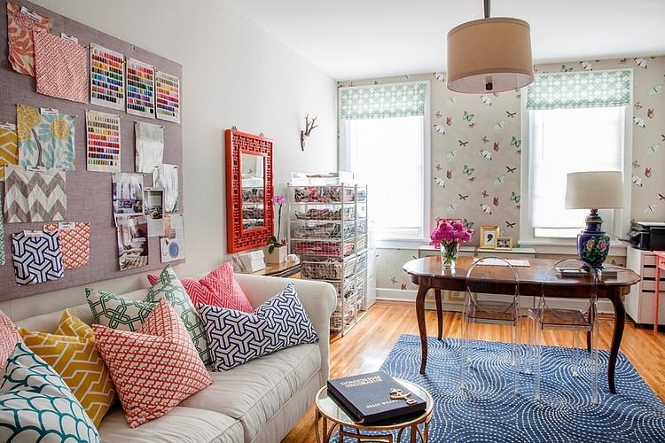 Philadelphia Penthouse by Caitlin Wilson