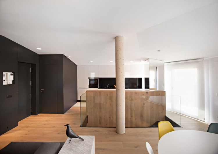 Apartment in Arnedo by n232 arquitectura