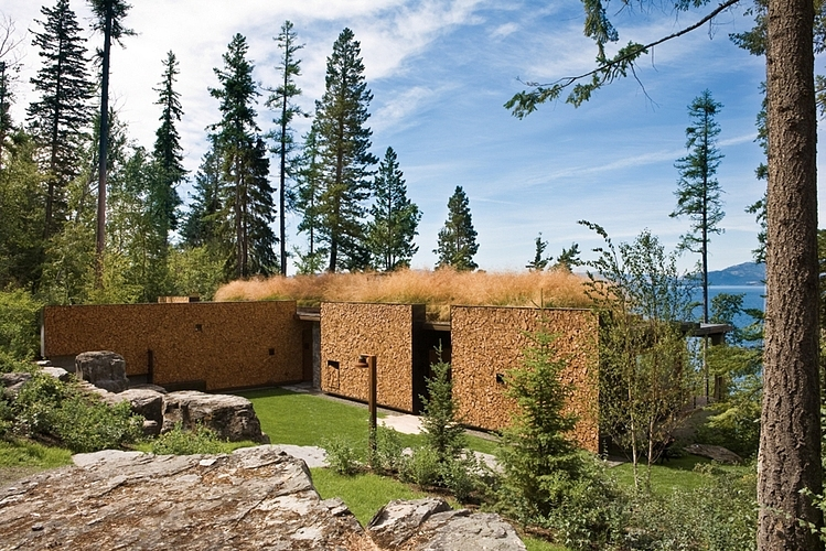 Stone Creek Camp by Andersson Wise Architects