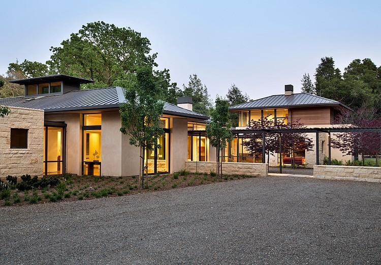 Meadow Creek Residence by Arcanum Architecture