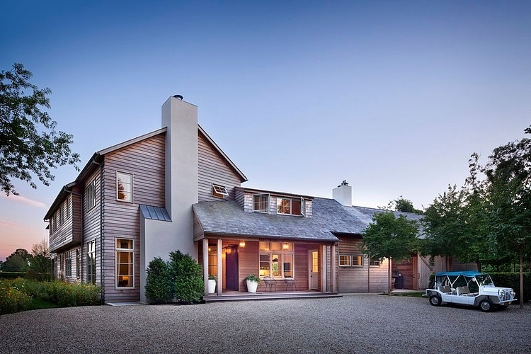 Hamptons Modern Barn By John Hummel Associates Homeadore
