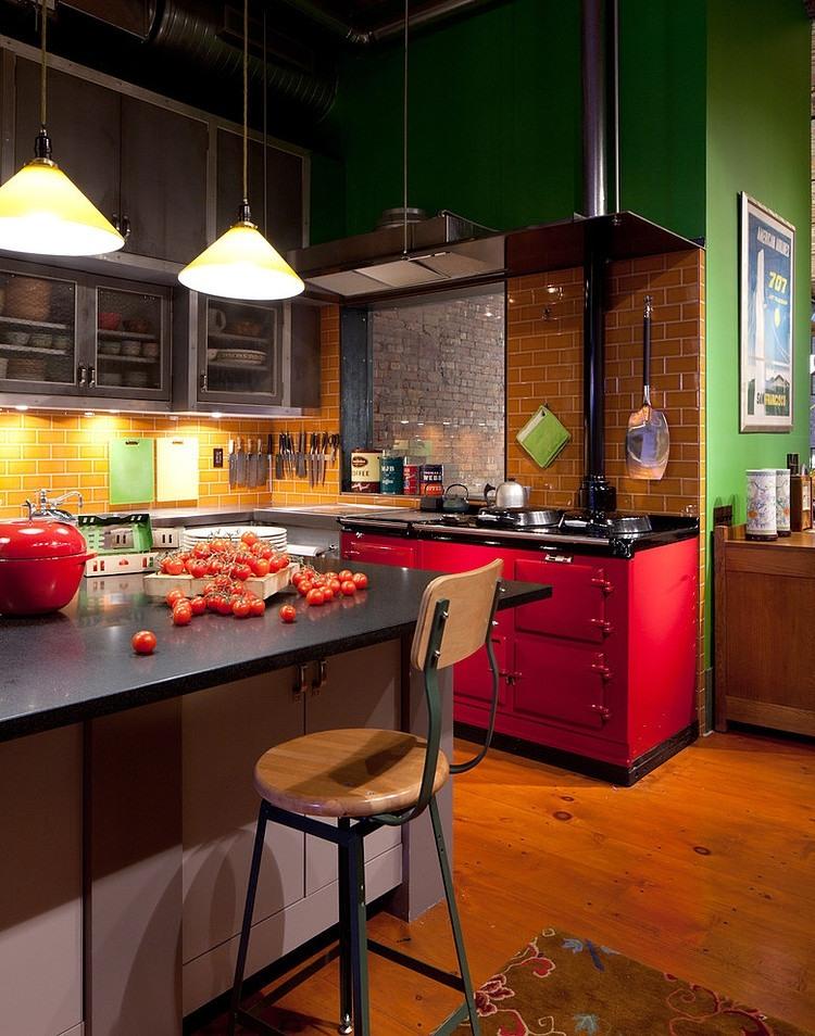 NoHo Loft Duplex by Wettling Architects