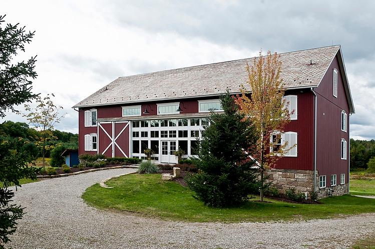 003 Private Barn Ohio Blackburn Architects Homeadore