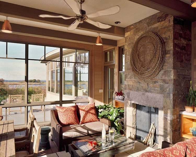 Mink Meadows Residence by Martha's Vineyard