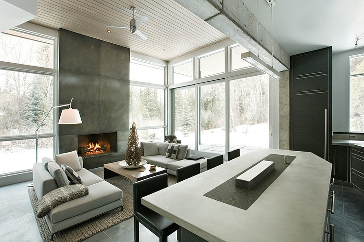 Capitol creek house by kaegebein fine homebuilding homeadore Fine home building
