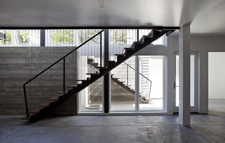 Net Zero Energy House by Klopf Architecture