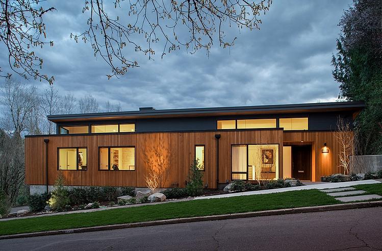 West Hills Remodel by Scott Edwards Architecture