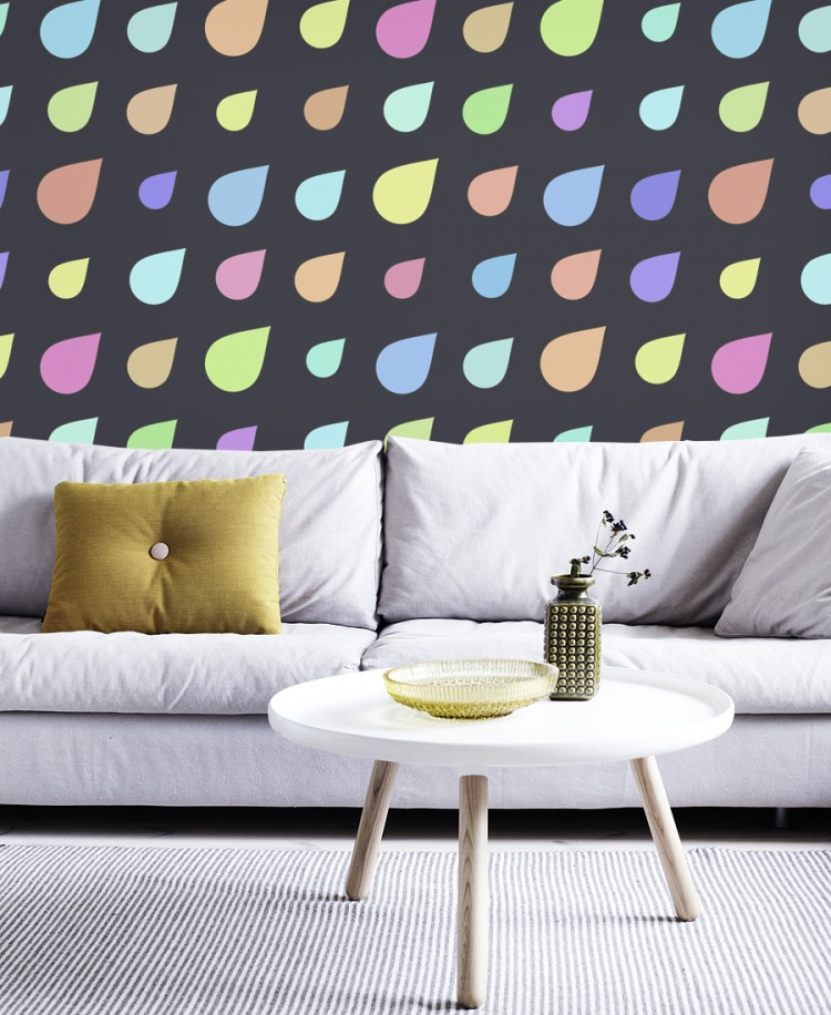 Geometric Wall Design from PIXERS