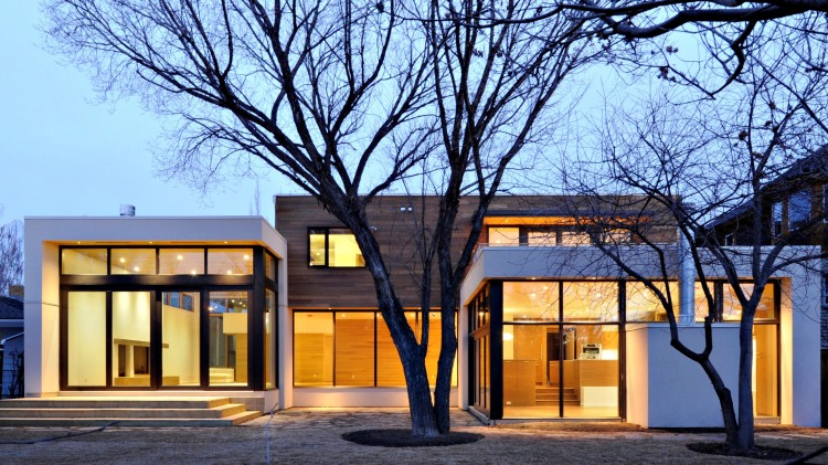 Custom Home by Rusch Projects