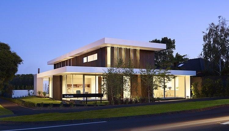 California House By InForm & Pleysier Perkins