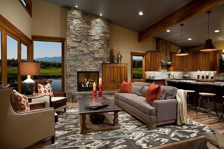 006 Wilderness Club Hunter Company Interior Design Homeadore