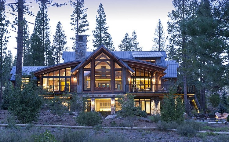 008 north lake tahoe residence kelly stone architects for Tahoe architects