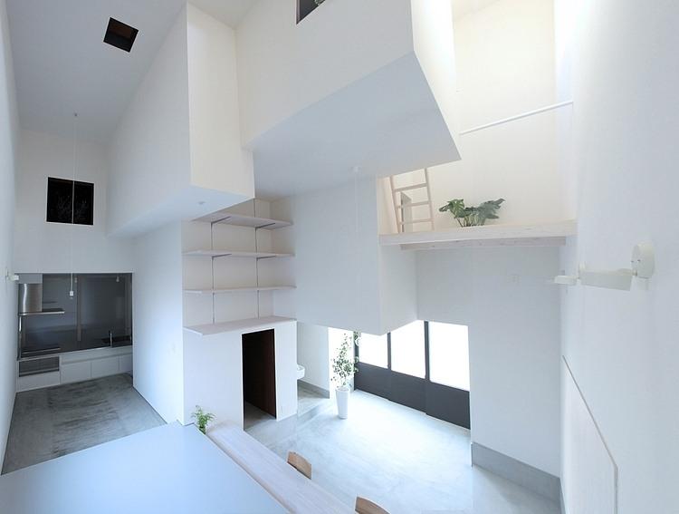 House of Kasamatsu by Katsutoshi Sasaki + Associates