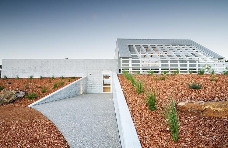 Berm residence by dane design australia homeadore for Berm home