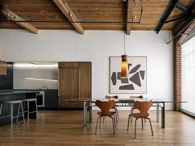 San Francisco Loft By Lineoffice Architecture Homeadore
