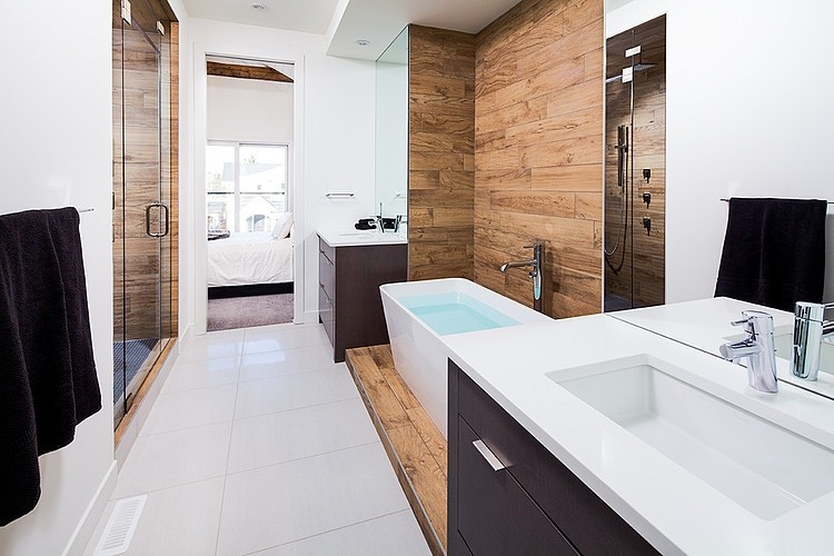 source  think likely. White Wood Bathroom