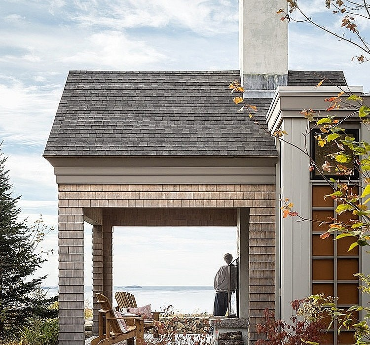 Mountain Escape by Priestley + Associates Architecture