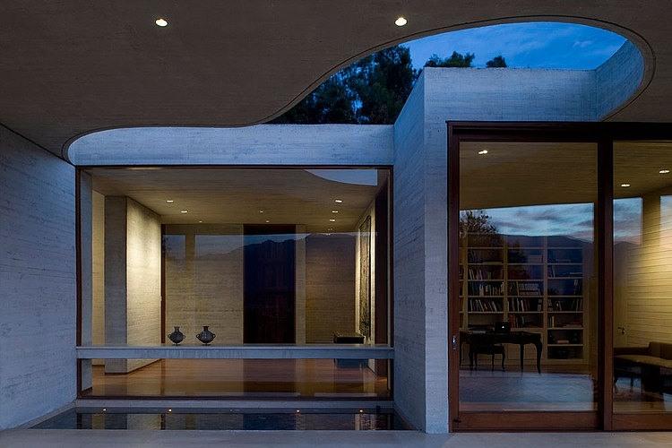 Lo Curro House by Peñafiel Arquitectos