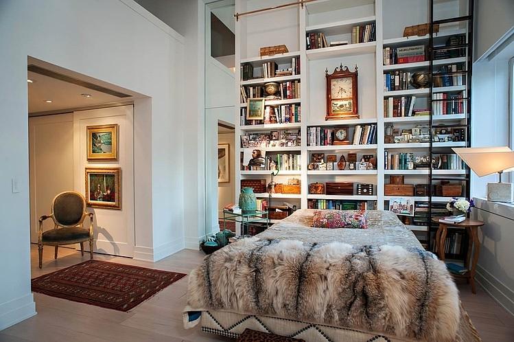 New york city apartment by denizen design homeadore for Design apartment new york city