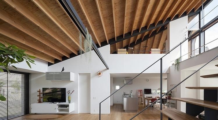 office design architecture. ibaraki residence by naoi architecture \u0026 design office r