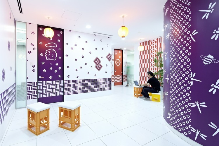 Google Japan by Klein Dytham Architecture