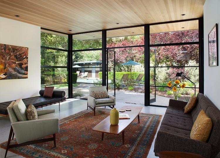 Eichler Remodel By Mediterraneo Design Build Homeadore