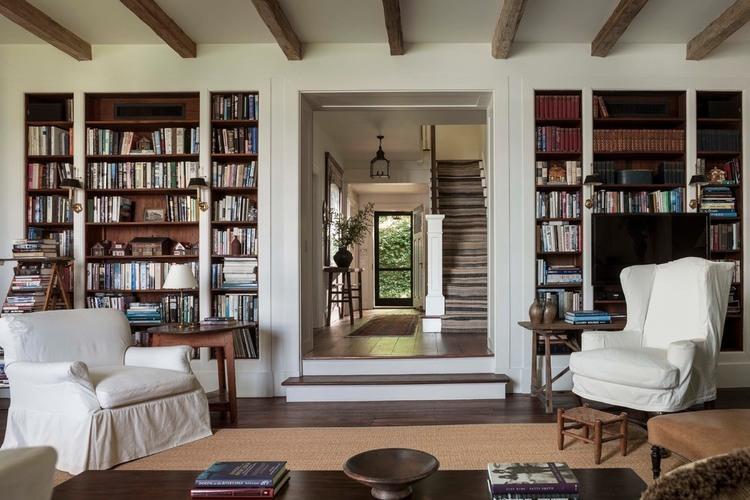 Hudson Residence by John B. Murray Architect