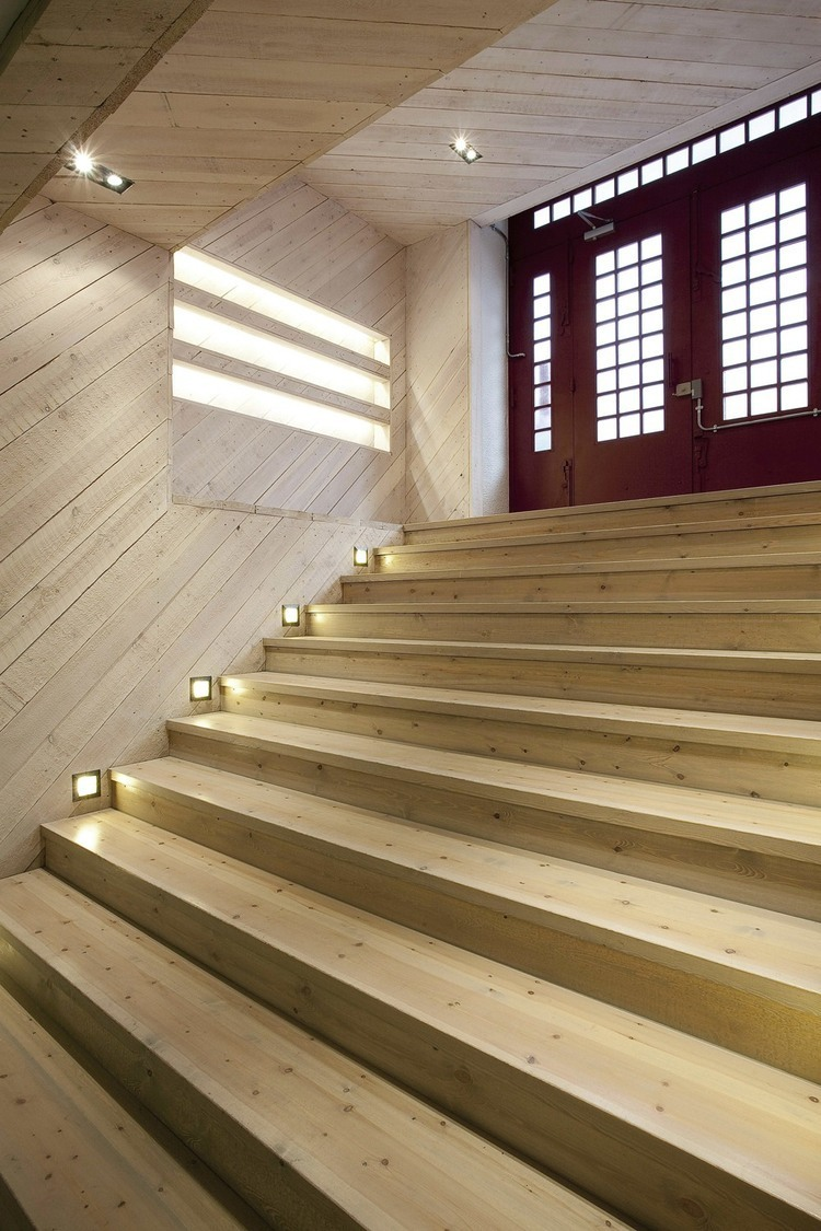 Palco-My Loft by IF-[untitled] Architects