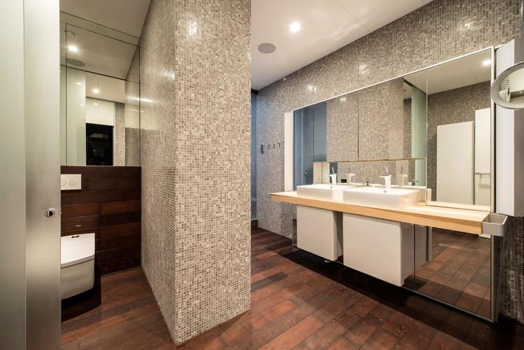 Dominion Apartment by Geometrix Design