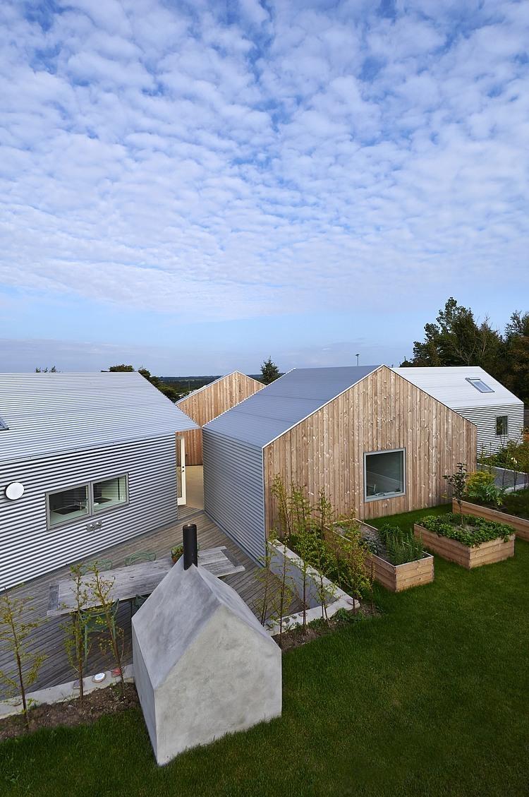 Summer House by Jarmund / Vigsnaes