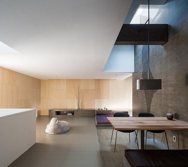 Tuneful House By Form Kouichi Kimura Architects Homeadore