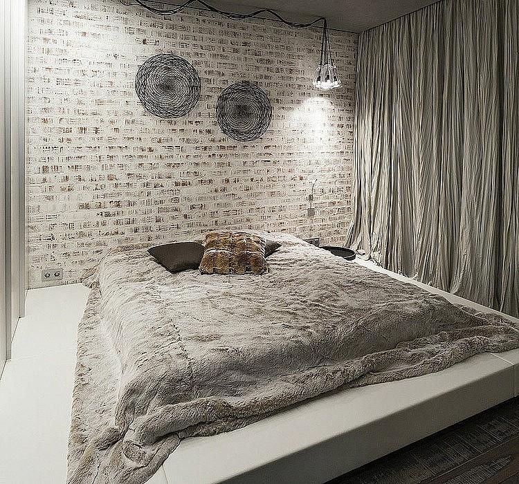 Moscow Apartment by Dina Mezhevova