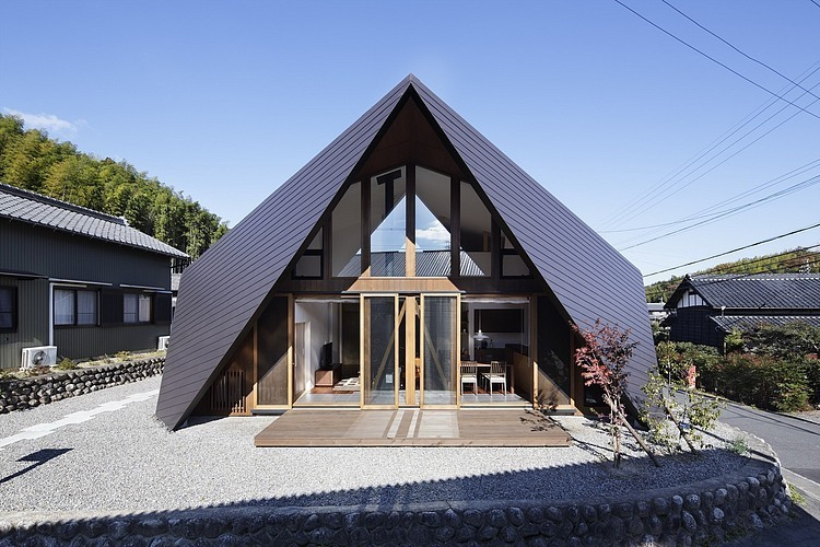 Origami House by TSC Architects