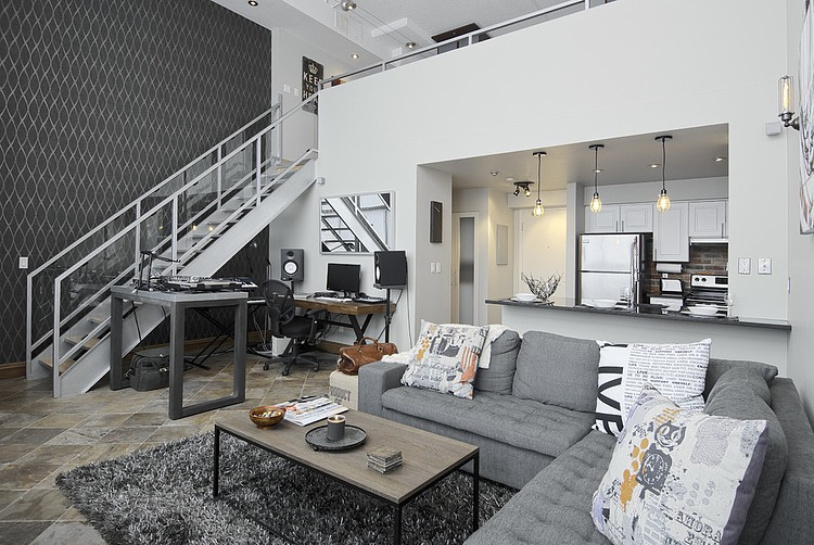 Live Work Play Loft By Marianilind Homeadore