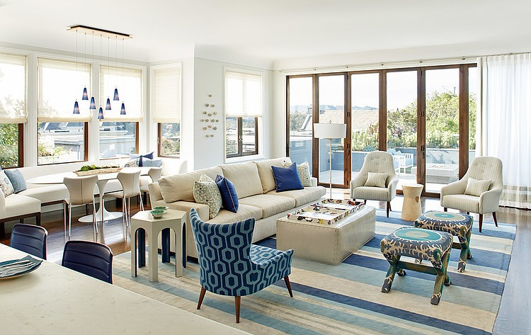 San francisco residence by wynne taylor ford homeadore - Interior decorator san francisco ...