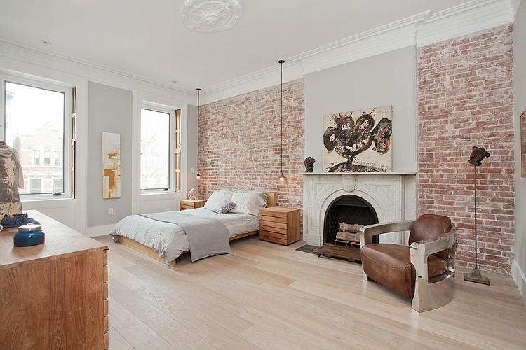 9th & Hudson Residence by Jensen C. Vasil Architect