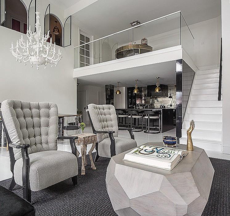 Bond Street Apartment by James Dixon Architect