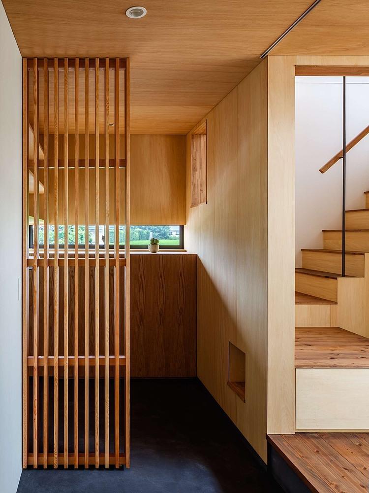 HouseYM by Fumihito Ohashi Architecture Studio