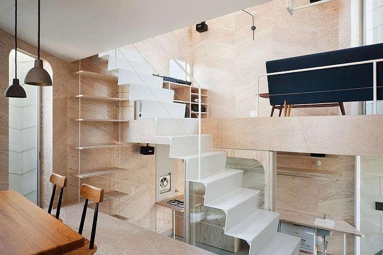 Tsubomi House by Flat House