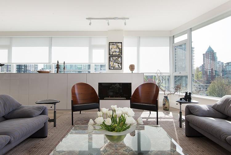 Vancouver Condo by Lee Luxford Architecture+Design