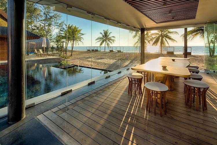 Iniala Beach House by A-cero