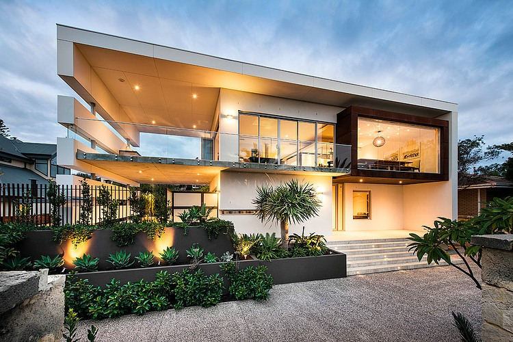 City beach house by 4d designs homeadore for Home design ideas australia